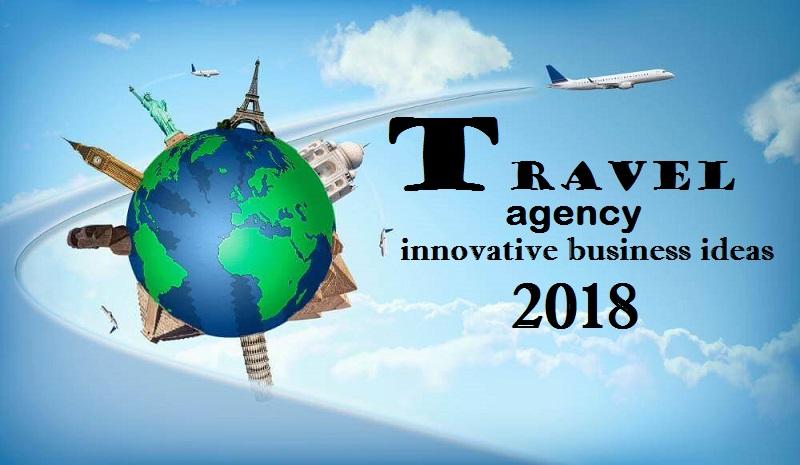 innovative Business Ideas 2018