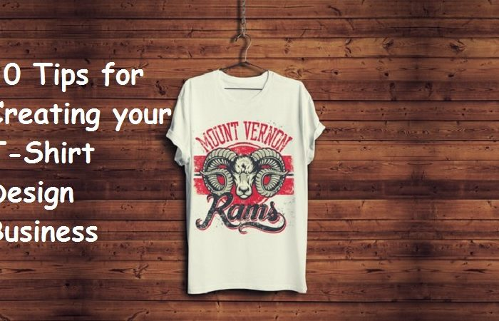 T-Shirt design business