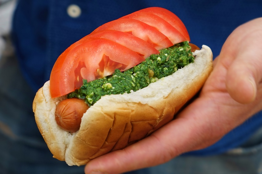 hot dog business
